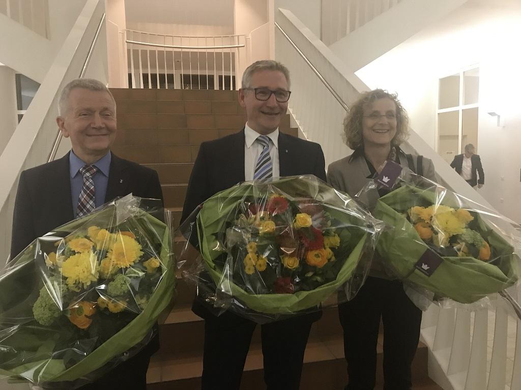 Markus Erni neuer Gemeinderatspräsident